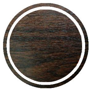 черный дуб | ламинация Рото | стильная ламинация под дуб | мансардные окна для керамики
