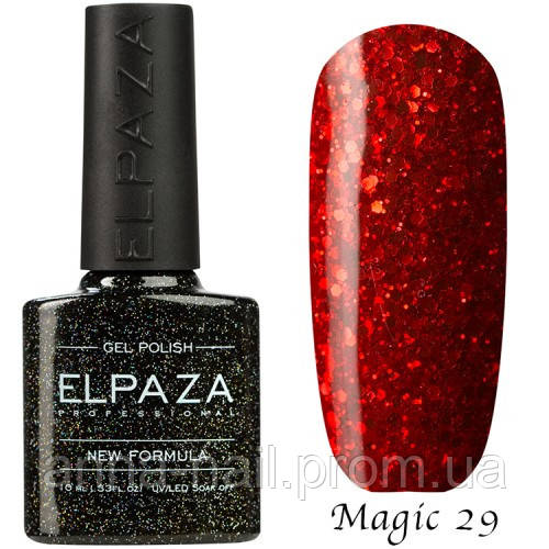 Гель лак ELPAZA Magic Stars 29 Феерия 10 мл
