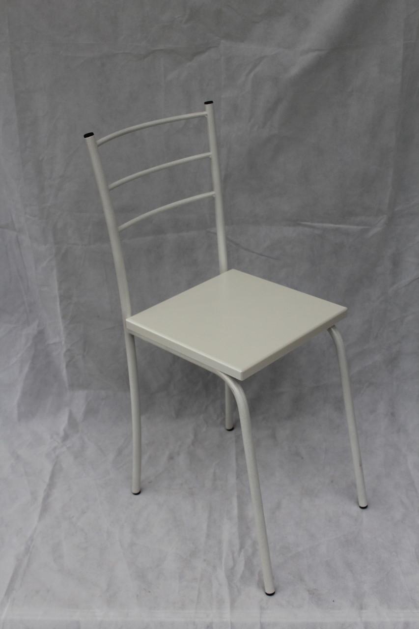 Стул Оливия белый каркас + белое сиденье