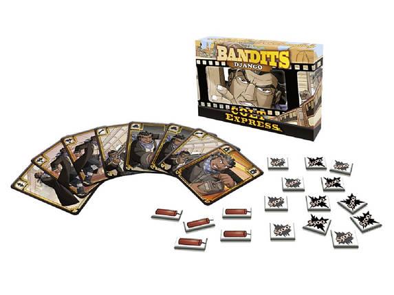Настольная игра Colt Express: Bandits. Django (Кольт Экспресс: Бандиты. Джанго), фото 2