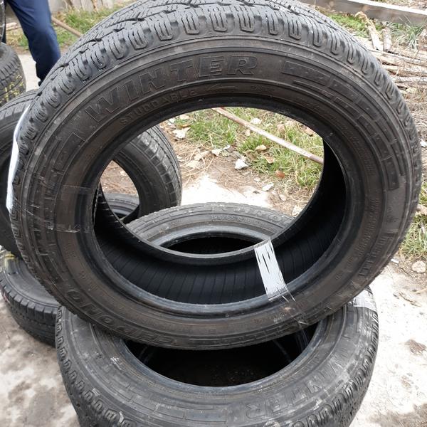 Бусовские шины б.у. / резина бу 195.65.r16с Pirelli Chrono Winter Пирелли