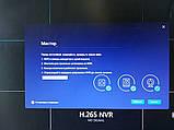 Видеорегистратор IP H265 8-канальный для IP камер MHK-N6008F5-J, фото 6