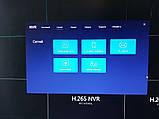 Видеорегистратор IP H265 8-канальный для IP камер MHK-N6008F5-J, фото 5