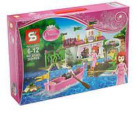 """Конструктор SY 322 """"Волшебный поцелуй Ариэль"""" 265 деталей, аналог LEGO Disney Princess 41052, фото 1"""