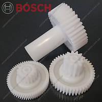 Шестерни для мясорубки Bosch ProPower комплект 3шт