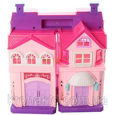Будиночок для ляльок з фігурками, меблями/ Ляльковий будиночок зі світловими і звуковими ефектами(16427), фото 2
