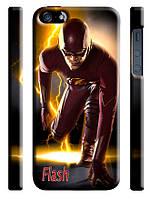 Чехол для iPhone 4/4s/5/5s/5с/6 Флеш /The Flash