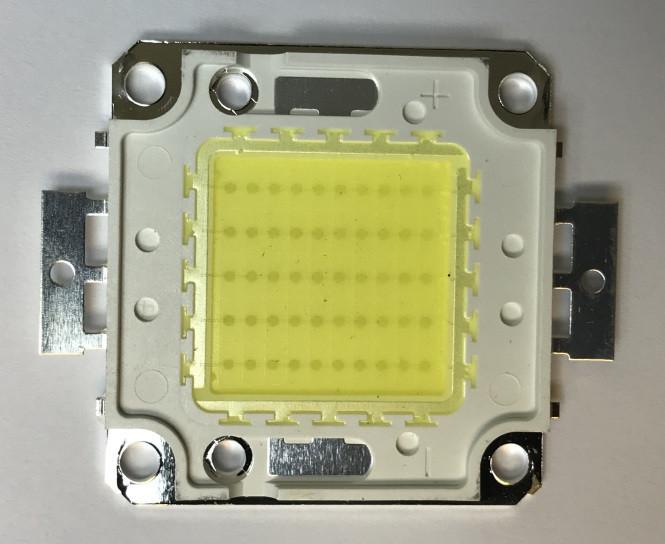 Светодиод матричный СОВ для прожектора SL-50 50W 6500К Код.58540