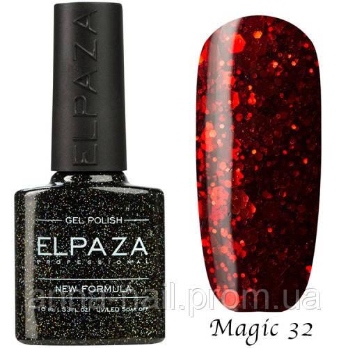 Гель лак ELPAZA Magic Stars 32 Феникс 10 мл