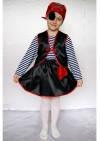 Карнавальный костюм «Пират» (девочка), фото 1