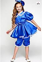 Дитячий карнавальний костюм Мальвіни, для дівчинки Електрик