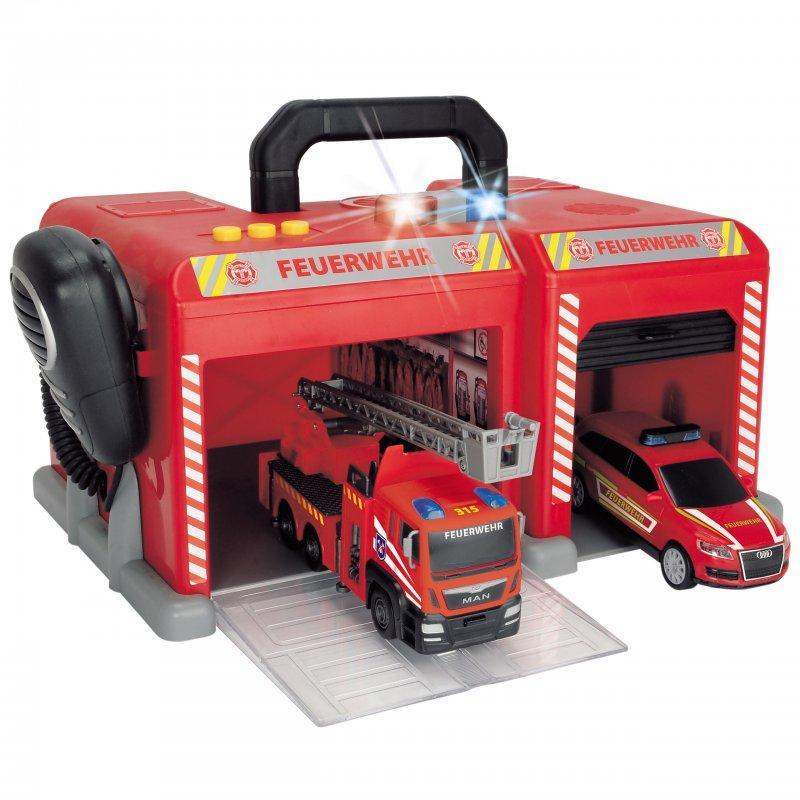 Спасательная база Dickie 3716013 SOS Пожарная бригада