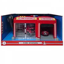 Спасательная база Dickie 3716013 SOS Пожарная бригада , фото 2