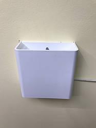Фасадный светодиодный уличный светильник двухсторонний  DH028 3W белый IP54 Код.59398