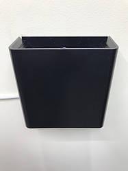Фасадный светодиодный уличный светильник двухсторонний  DH028 3W черный IP54 Код.59399