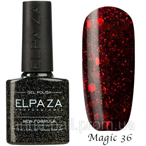 Гель лак ELPAZA Magic Stars 36 Марс 10 мл
