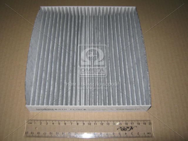 Фильтр салона TOYOTA RAV4 III, IV, CAMRY 06- угольный (пр-во CHAMPION) CCF0051C