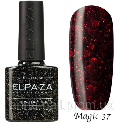 Гель лак ELPAZA Magic Stars 37 Игристое Вино 10 мл