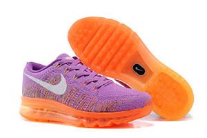 Кроссовки Nike Air Max 2014 Flyknit Purple