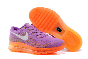 Кроссовки Nike Air Max 2014 Flyknit Purple