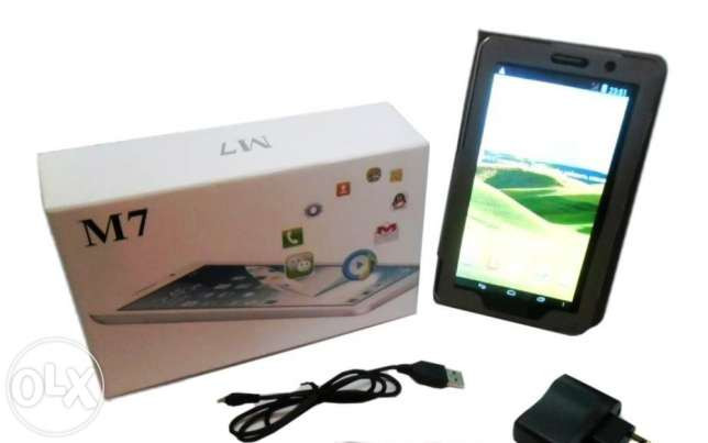 "Tablet PC M7 MT6572 Dual Core, планшет с двумя сим-картами - Интернет Магазин ""Family-shop"" в Запорожье"