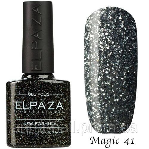 Гель лак ELPAZA Magic Stars 41 Эксклюзив 10 мл