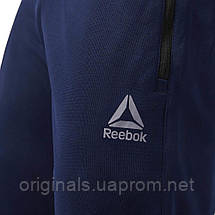 Спортивные штаны Reebok Workout Ready Stacked Logo CW5030, фото 3