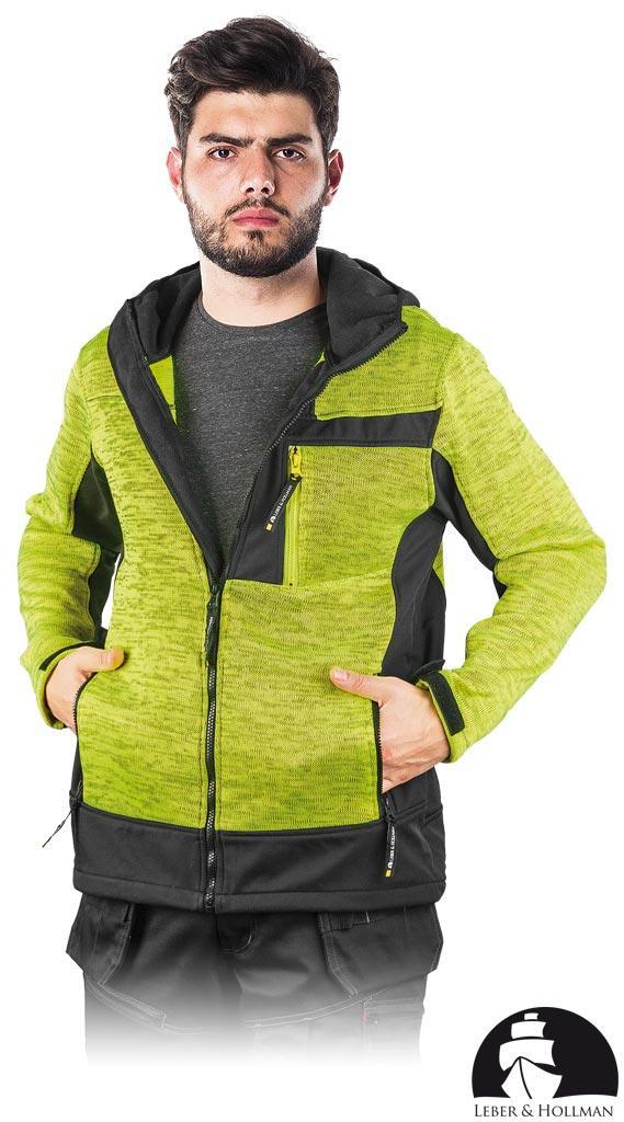 Куртка рабочая Польша (утепленная спецодежда) LH-FALKE YB