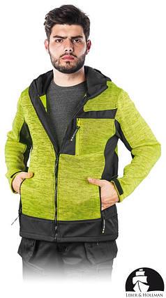 Куртка рабочая Польша (утепленная спецодежда) LH-FALKE YB, фото 2
