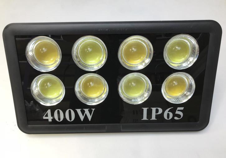 Светодиодный линзованный прожектор SL14-400Lens 400w 3000К IP65 Код.59329
