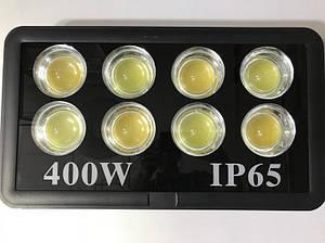 Светодиодный линзованный прожектор SL14-400Lens 400w 5000К IP65 Код.59328