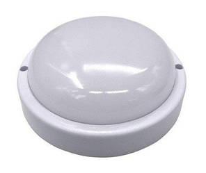 Світлодіодний світильник для ЖКГ SL100/1 8W накладної 6000K круглий IP65 Код.59350