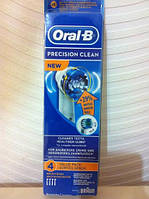 Насадки для электрической зубной щетки ORAL-B Precision Clean (EB20-4)