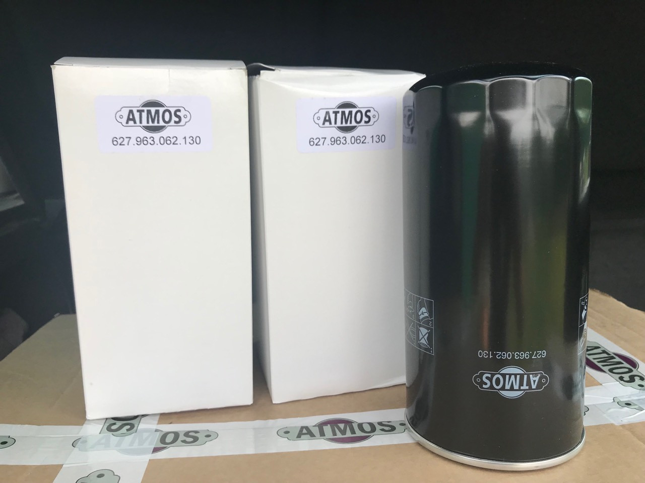 Фильтры компрессора Atmos Albert, PDP, PDK, SEC