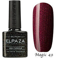Гель лак ELPAZA Magic Stars 49 Эйфелева Башня 10 мл