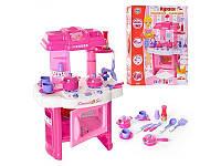 Детская игровая кухня со световыми и звуковыми эффектами