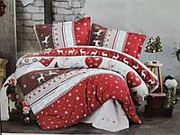 Постельное белье евро Clasy Santa