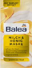 Поживна маска для обличчя Maske Milch & Honig, 2 x 8 ml