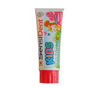 SensiDent kids  зубная паста для детей 75 ml