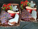 """Новогодний набор пряников """"Новогоднее настроение"""" (малый), фото 2"""