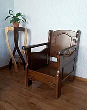 """Кресло деревянное """"Орфей"""" 2"""