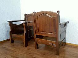 """Кресло деревянное """"Орфей"""" 5"""