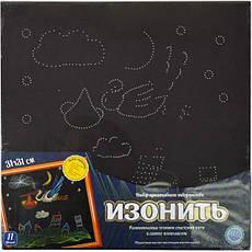 Набор для вышивки «Изонить» 31×31                                                        Артикул:  ДТ-ОО-09-76, фото 3