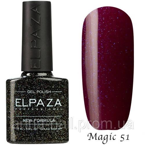 Гель лак ELPAZA Magic Stars 51 Достояние 10 мл
