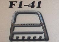 Кенгурятник F1-41.