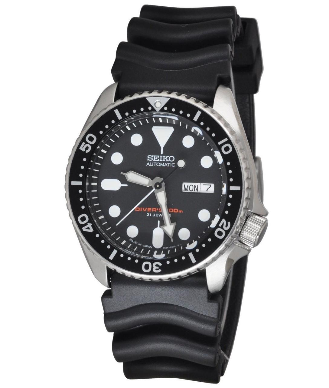 Часы Seiko SKX007J1 Automatic Diver's