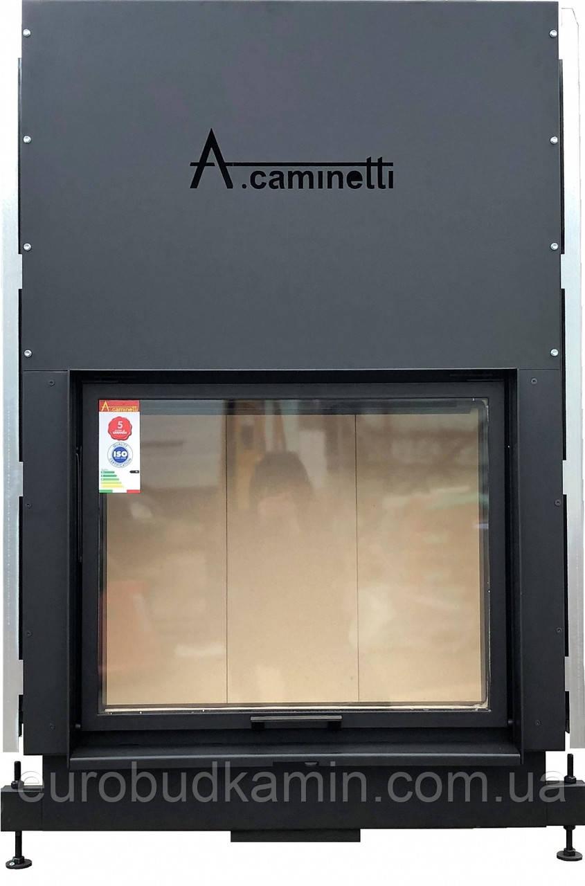 Каминная топка A.Caminetti Flat 75x62(NEW)