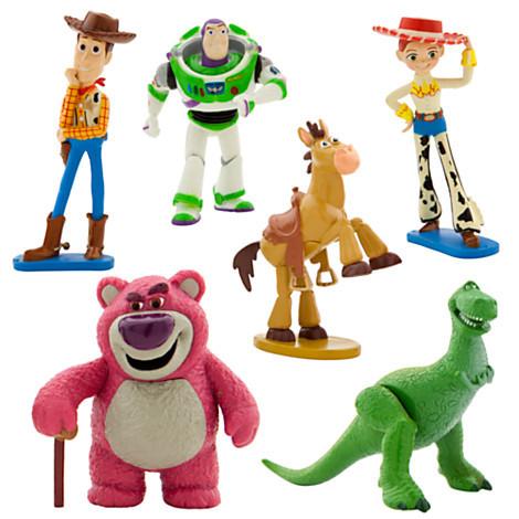 Історія іграшок фігурки