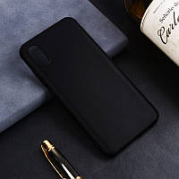 Силиконовый TPU чехол JOY для Xiaomi Mi 8 Pro черный