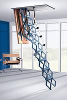 Чердачная лестница Roto Elektro ножничная, фото 1
